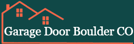 Garage Door Boulder Logo