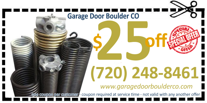 Garage Door Boulder Co Openers Repair Boulder Colorado